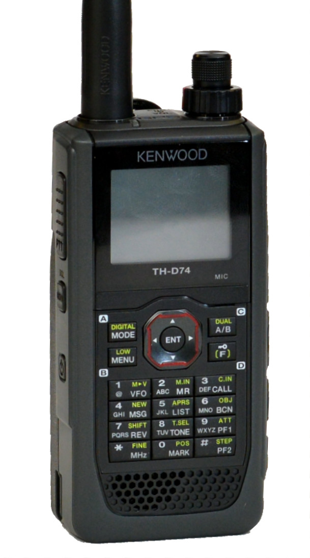 Kenwood TH-D74A